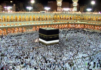 Millions of Muslims Gather to Participate at The Annual Hajj Pilgrimage in Mecca