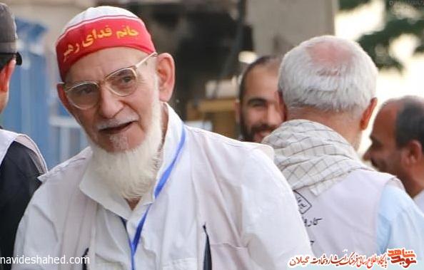 خاطرات پیر بسیجی حاج حسن جوشن از رزمندگان گیلانی در دوران دفاع مقدس بمناسبت هفته بسیج